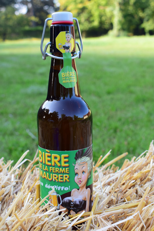 Bière de la ferme